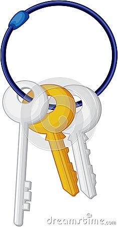 Free Keys Stock Photography - 11412682