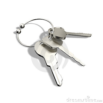 Free Keys Royalty Free Stock Photography - 15054477
