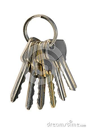 Free Keys Royalty Free Stock Photos - 1532108
