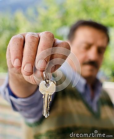 Free Keys Royalty Free Stock Image - 21503726