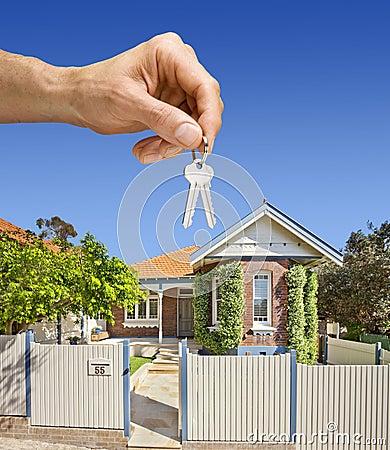 Keys Home House Hand Property
