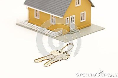 Keys & House