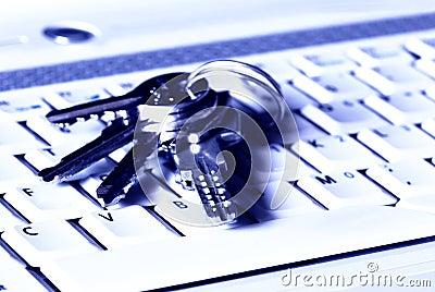 Keys and keyboard