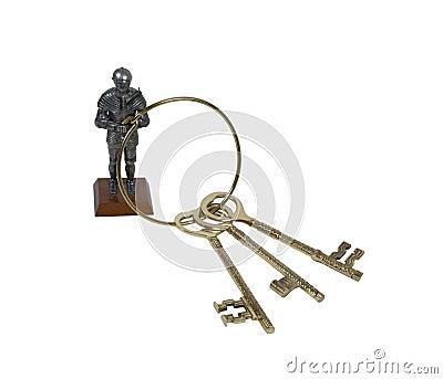 Keys kungariket till