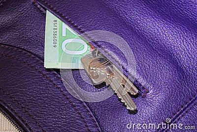 keys sticking