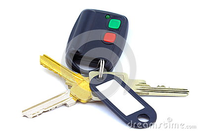 Keys with remote