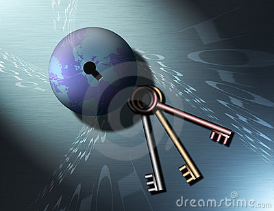 Keys to Binary Globe 4