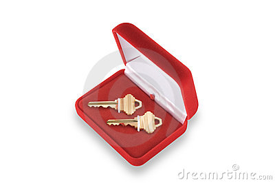 Keys to your new home