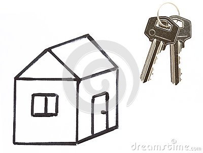 Keys to your own house