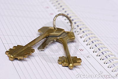 Keys and weekly journal