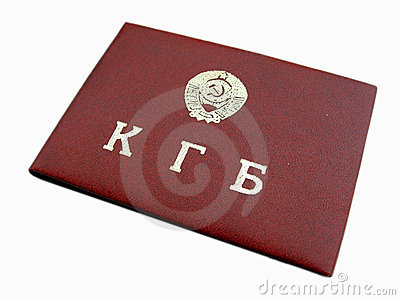 KGB document isolated