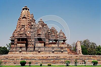 Khajuraho #1, India