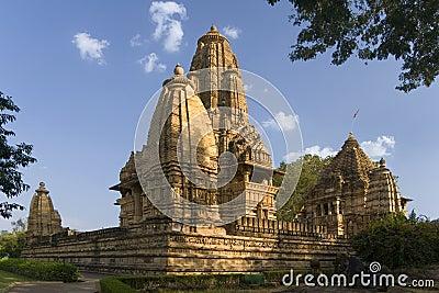 Khajuraho - Madhya Pradesh - India.