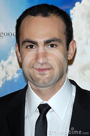 Khalid Abdalla at the Los Angeles premiere of  The Kite Runner . Egyptian Theatre, Hollywood, CA. 12-04-07 Editorial Photo