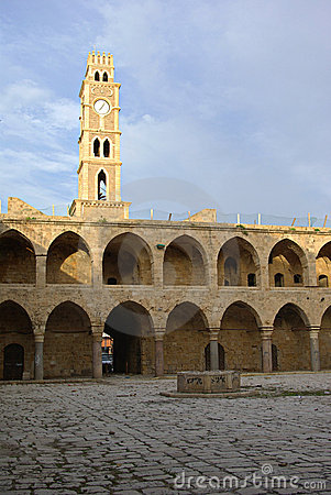 Khan Al-Umdan Ottoman landmark building