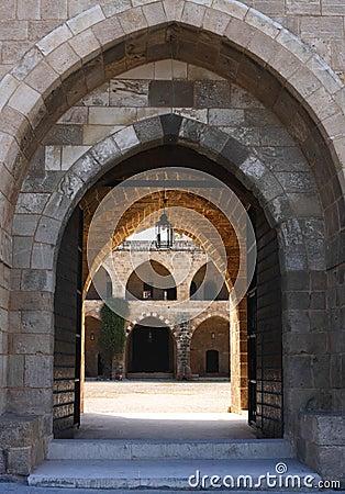 Khan el- Franj, Sidon (Lebanon)