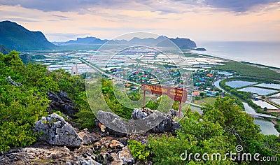 Khao Dang Viewpoint, Thailand