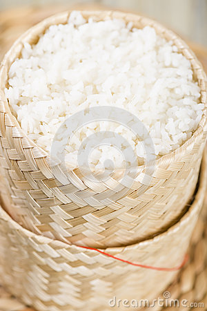 Khao Niao - Sticky Rice