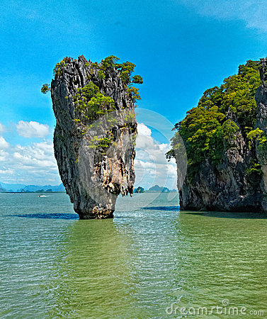 Khao Phing Kan islands