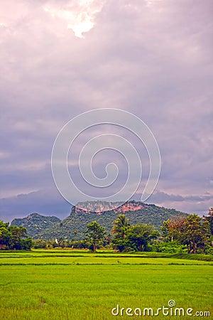 Khao Raeng mountain