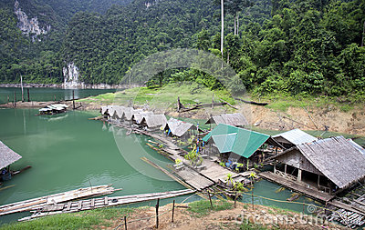 Khao sok nature park