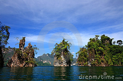 Khao Sok, Thailand s Guilin