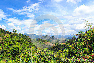 Khao Sok viewpoint