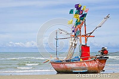Khao Tao beach,Hua Hin Thailand