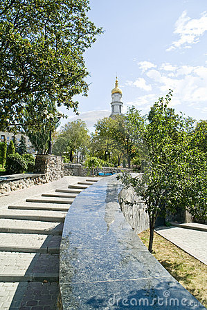 Free Kharkiv, Public Garden Royalty Free Stock Photography - 16029677