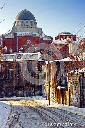 Kharkov Choral Synagogue