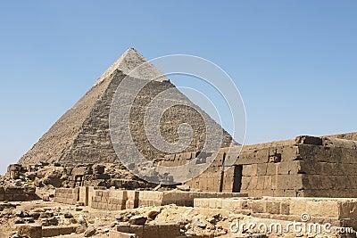 Khephren's Pyramid