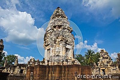 Khmer art sanctuary in Thailand