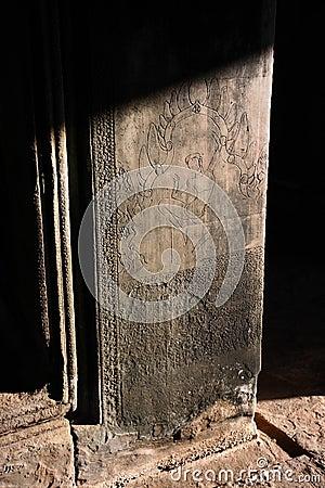 Khmer column