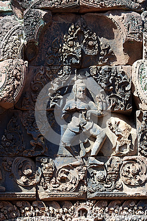Khmer dancers angkor wat asparas