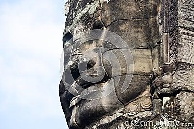 Khmer glimlach