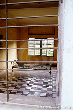 Khmer Rouge prison- Cambodia
