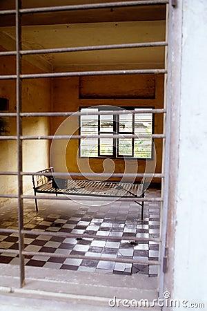 Khmer Rouge prison- Cambodia