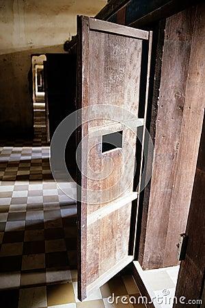 Khmer Rough prison- Phnom Penh, Cambodia