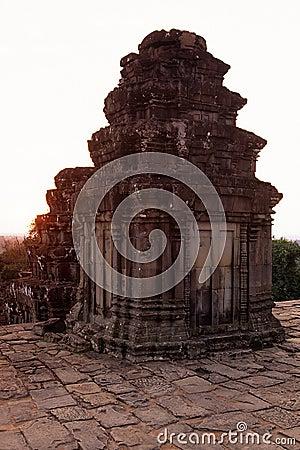 Khmer ruins- Angkor Wat, Cambodia.