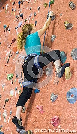 Khole Rock Climbing Series A 23
