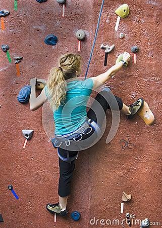 Khole Rock Climbing Series A 32