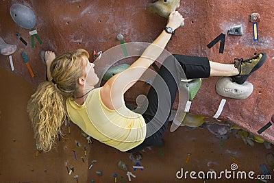Khole Rock Climbing Series A 39