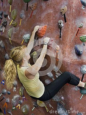 Khole Rock Climbing Series A 43