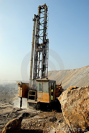 Khottadih Opencast Project Editorial Photo