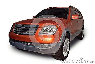 Kia novo Borrego SUV