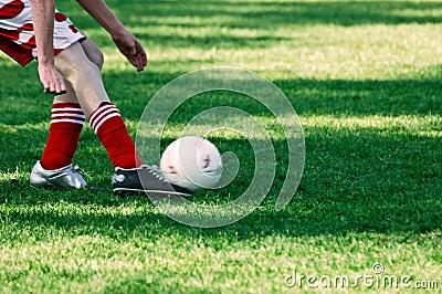 Kick that ball