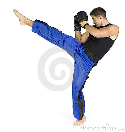 Kickboxer s kick