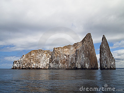 Kicker Rock Landscape