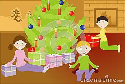 Kid christmas