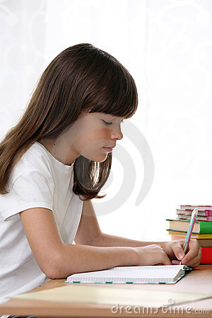 Kid learning